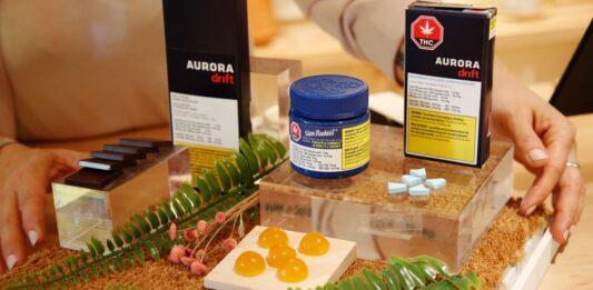 A Big Fund Bought Up Marijuana Stock Aurora Cannabis and Mastercard.