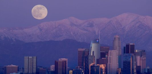 A Rare 'Planetary Trio' Shines Before A 'Snow Moon' Sparkles: What You Can See In The Night Sky This Week