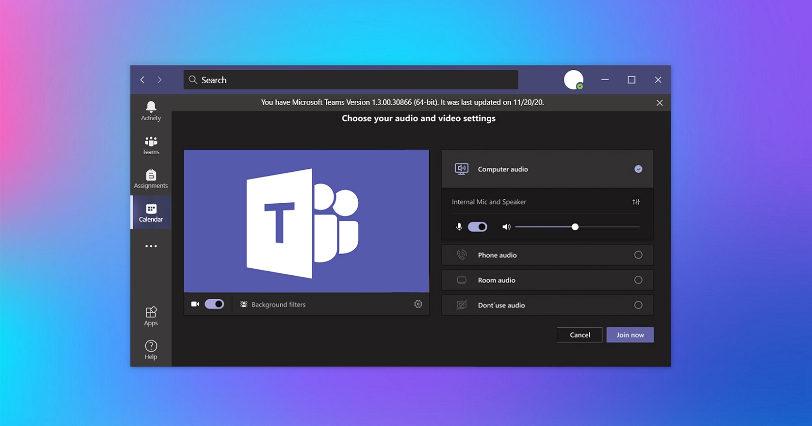A brand new Microsoft Teams desktop app is coming and it's web-based