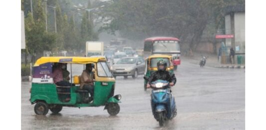 Andhra Pradesh sees unusual February rains