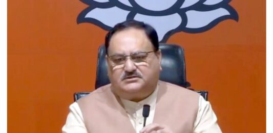 BJP discusses farmers' protest at high-level meet