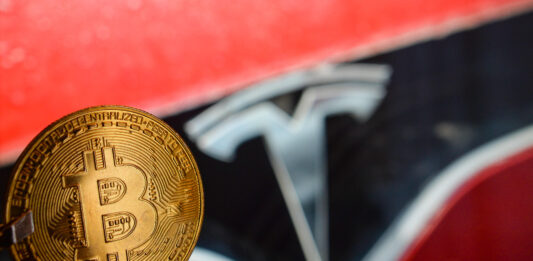 Bitcoin hits a record high of nearly $50,000 as major firms flock to crypto