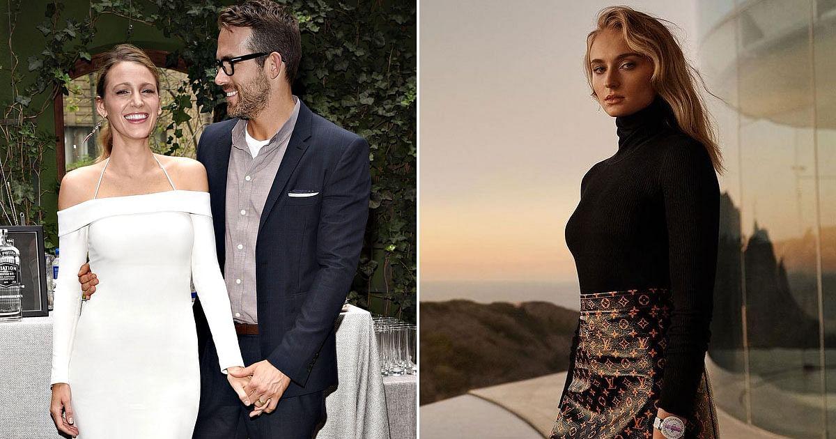 Blake Lively, Sophie Turner bond over body image issues