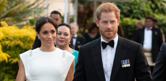 CBS Sets Oprah Winfrey Primetime Interview With Meghan & Harry