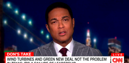Don Lemon slams Texas Gov. Abbott for trying to shift blame for power outages to renewable energy