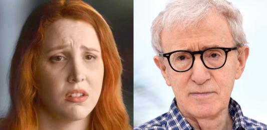 Dylan Farrow describes disturbing behavior by Woody Allen: 'He was always hunting me'