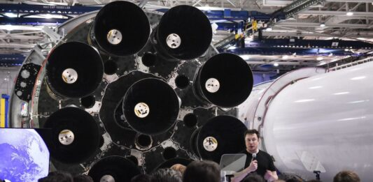 Elon Musk co-authored a COVID-19 antibody study of SpaceX workers