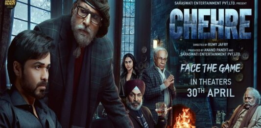 Emraan Hashmi and Amitabh Bachchan to share screen space in Chehre! - Bollywood Dhamaka