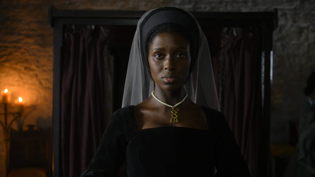 First Look At Jodie Turner-Smith As Anne Boleyn In Channel 5 Series From Sony-Backed Fable Pics
