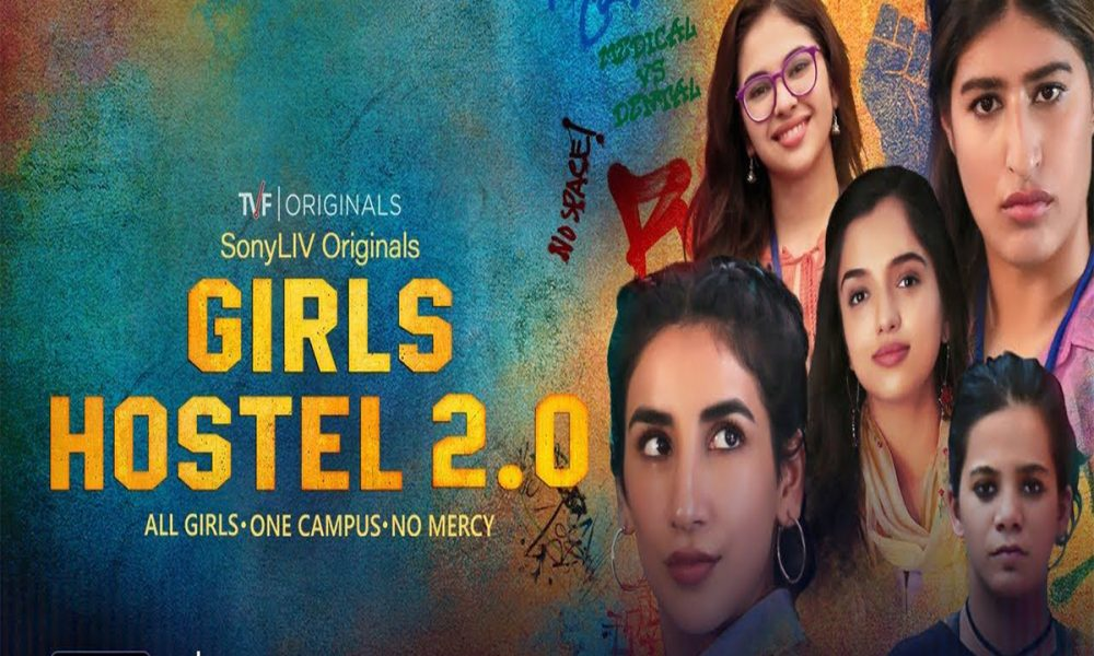 Girls Hostel 2.0 – Season 1 (2021) Hindi HD Web Series