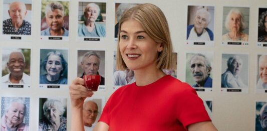 I Care a Lot , rosamund pike