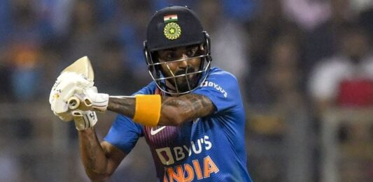 ICC T20 Rankings: KL Rahul Gains One Spot To Reach Second