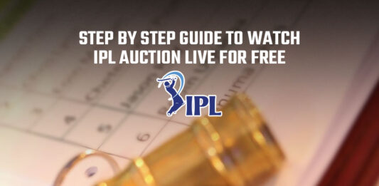 IPL 2021 Auction Live Streaming for free: Step by Step guide to watch IPL Auction LIVE for free