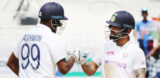 Ind vs Eng 2nd Test:Kohli-Ashwin partnership boosted our confidence, says Axar Patel