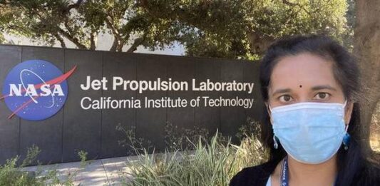 Indian-American scientist Swati Mohan leads NASA's Mars 2020 mission