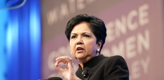 Indra Nooyi: No economy can succeed without tapping the 'incredible potential of women'