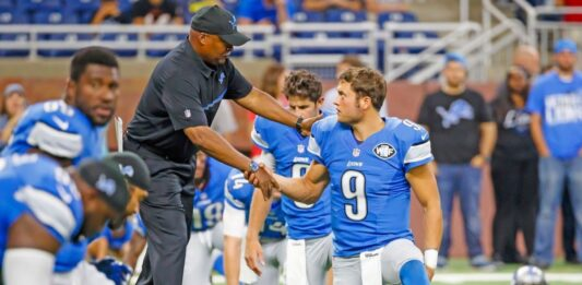Jim Caldwell talking to us about Matt Stafford is the perfect time for us to talk about Jim Caldwell