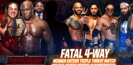John Morrison Wins 4-Way to Replace Keith Lee at Elimination Chamber