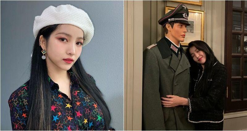K Pop Idol Sparks Outrage After Posting Photos Hugging With Nazi Uniform Mannequin Pressboltnews
