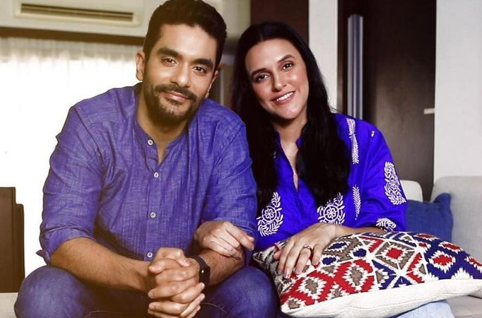 Neha Dhupia spilt the beans on getting trolled for marrying Angad Bedi, Read for deets...