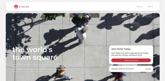 Parler is back online after Amazon kicked it off the internet
