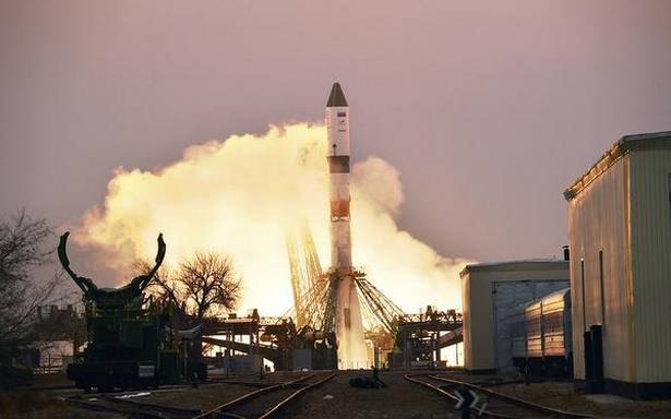 Russia's unmanned cargo ship docks at International Space Station