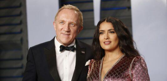 Salma Hayek responds to rumors she married her billionaire husband 'for the money'