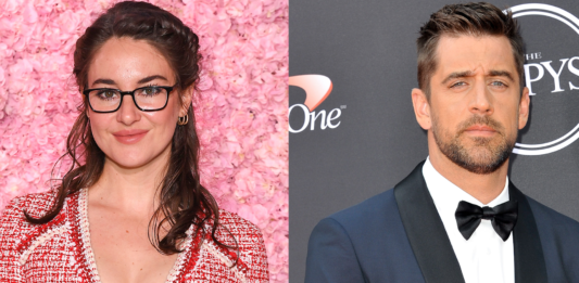 Shailene Woodley confirms engagement to 'incredible human being' Aaron Rodgers