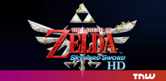 The Legend of Zelda: Skyward Sword HD arrives on the Switch in July