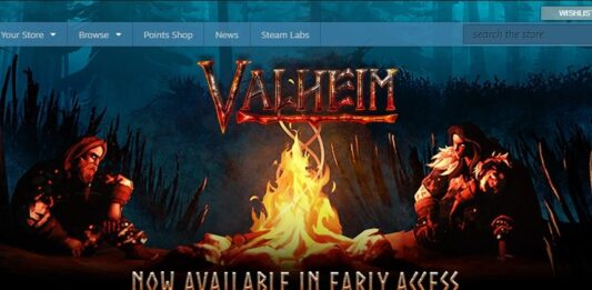 Valheim is Steam's hottest new PC game, and it's now sold 3 million copies