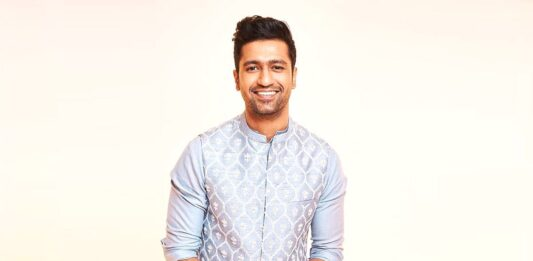 Vicky Kaushal confesses being a