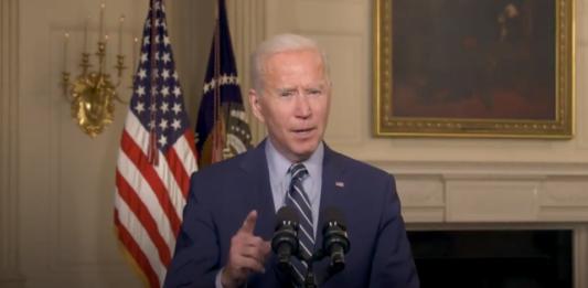 "Watch Joe Biden's Presidents Day Speech: ""I Know We'll Get Through This"""