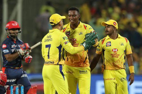 Lungi Ngidi is a vital cog of Chennai Super Kings