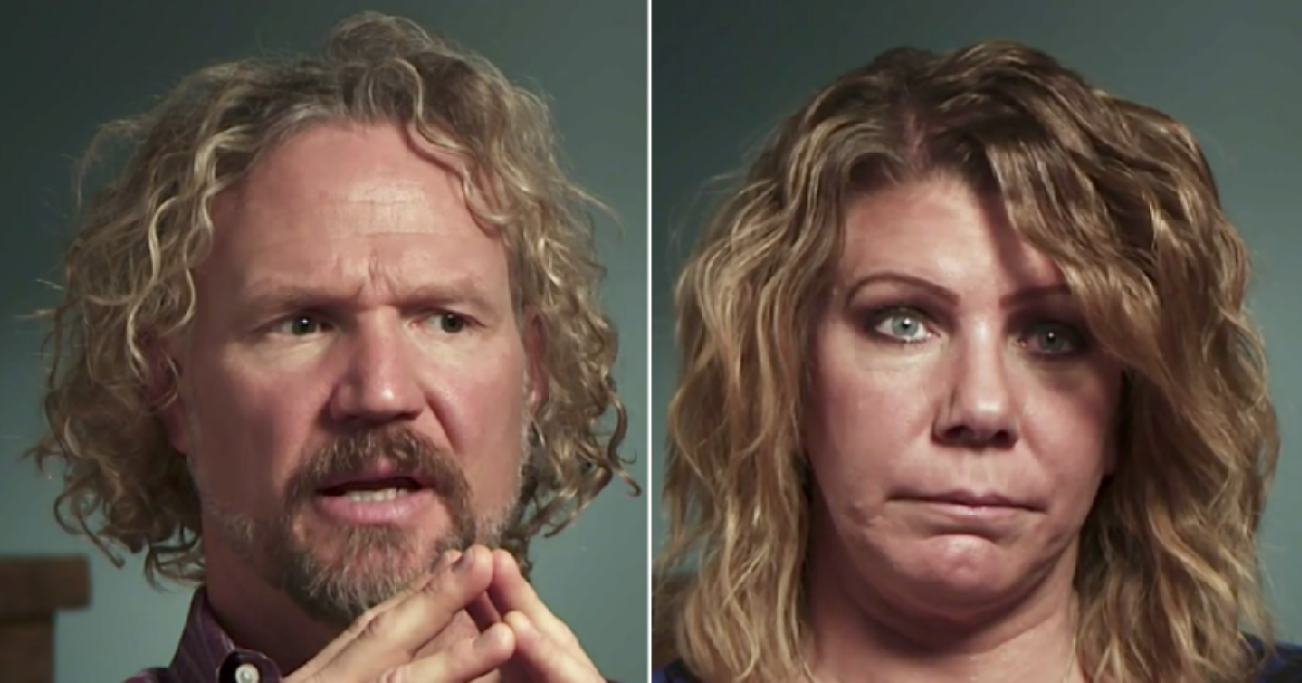 Sister Wives' Kody Brown 'Can't' Leave Wife Meri Amid Marital Issues