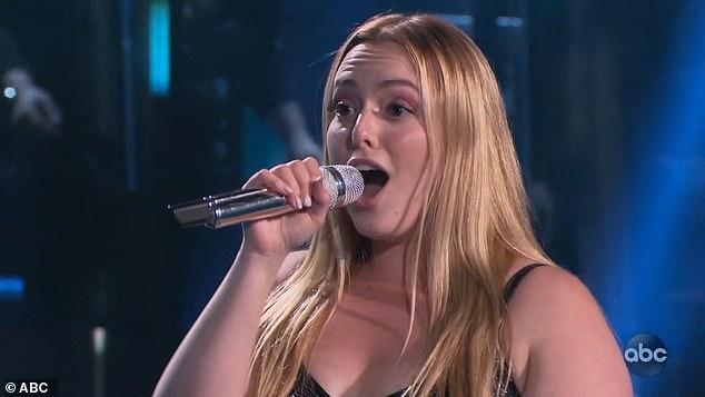 Grace-kinstler-American Idol-2021