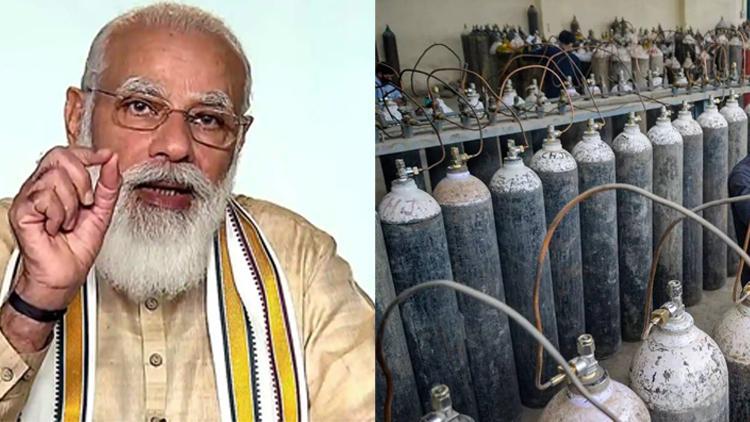 PM Care Fund Sanctioned One Lakh Portable Oxygen Concentrators