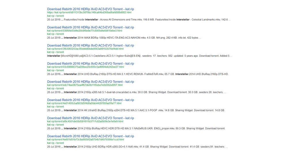 10 best torrent sites 2021 still