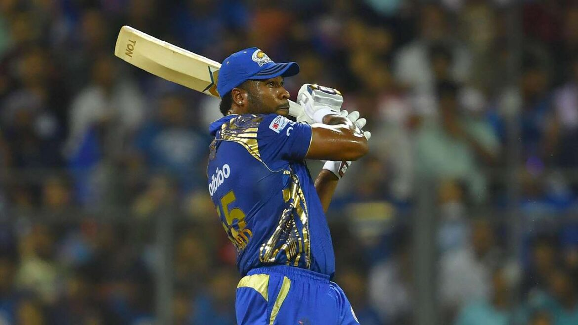 Who will be the 4 overseas players in Mumbai Indians (MI) Playing XI for IPL 2021?