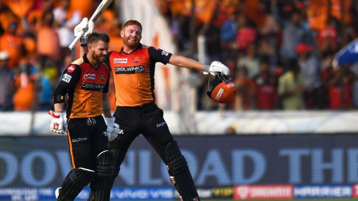 Who will be the 4 overseas players in Sunrisers Hyderabad (SRH) Playing XI for IPL 2021?